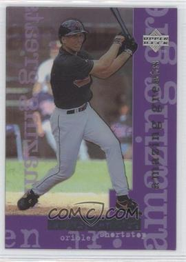 1998 Upper Deck Amazing Greats #AG8 - Cal Ripken Jr. /2000