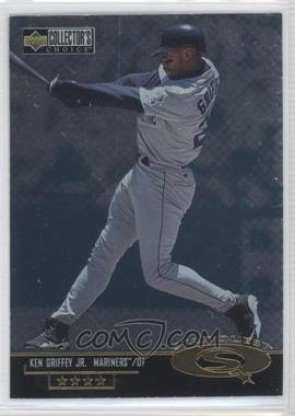 1998 Upper Deck Collector's Choice [???] #SQ90 - Ken Griffey Jr.