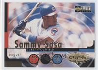 Sammy Sosa (August 27-30)