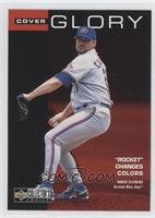 Cover Glory - Roger Clemens