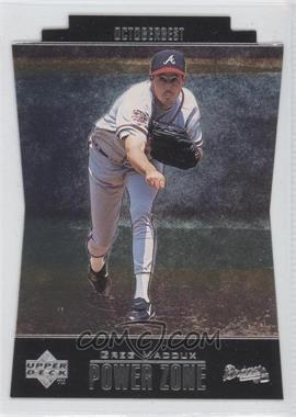 1998 Upper Deck Special F/X [???] #PZ10 - Greg Maddux