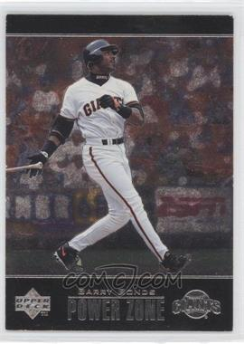 1998 Upper Deck Special F/X [???] #PZ6 - Barry Bonds