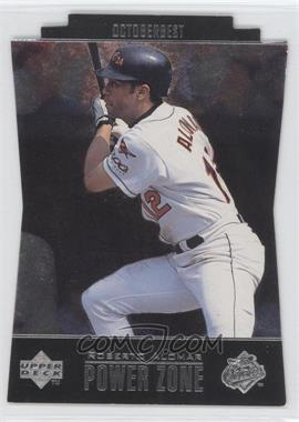 1998 Upper Deck Special F/X Power Zone Octoberbest #PZ12 - Roberto Alomar
