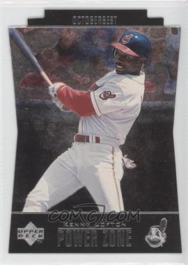1998 Upper Deck Special F/X Power Zone Octoberbest #PZ14 - Kenny Lofton