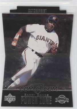 1998 Upper Deck Special F/X Power Zone Octoberbest #PZ26 - Barry Bonds