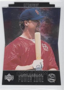 1998 Upper Deck Special F/X Power Zone Octoberbest #PZ4 - Mark McGwire