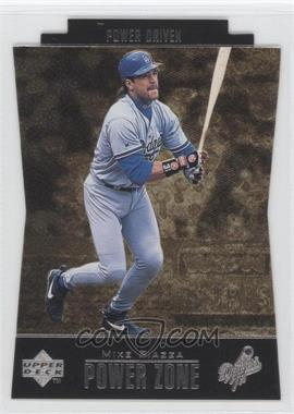 1998 Upper Deck Special F/X Power Zone Power Driven #PZ23 - Mike Piazza