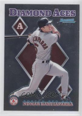 1999 Bowman Chrome - Diamond Aces #DA15 - Nomar Garciaparra