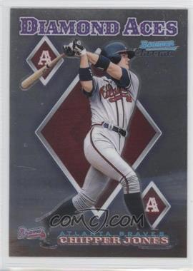 1999 Bowman Chrome [???] #DA12 - Chipper Jones