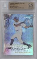 Early Impact - Alfonso Soriano [BGS 9.5]