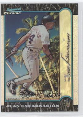 1999 Bowman Chrome International Refractors #139 - Juan Encarnacion /100