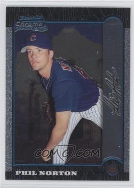 1999 Bowman Chrome International #136 - Phil Norton