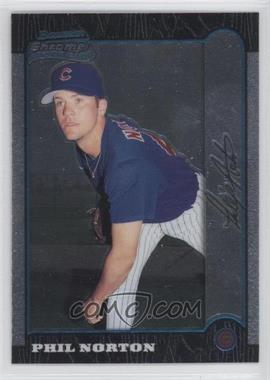 1999 Bowman Chrome #136 - Phil Norton