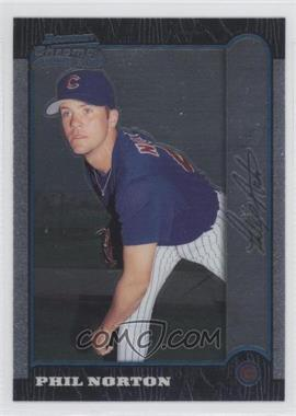1999 Bowman Chrome #136 - Phil Norton