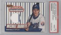 Michael Barrett [PSA9]