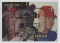 Rusty Greer /6000