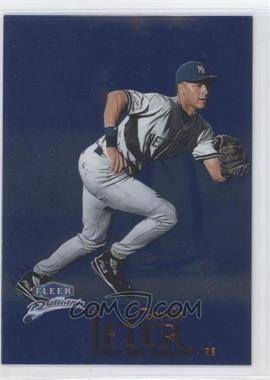 1999 Fleer Brilliants [???] #2B - Derek Jeter