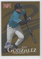 Alex Gonzalez /99