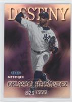 Orlando Hernandez /999