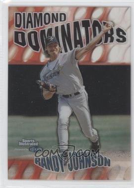 1999 Fleer Sports Illustrated [???] #3 - Randy Johnson