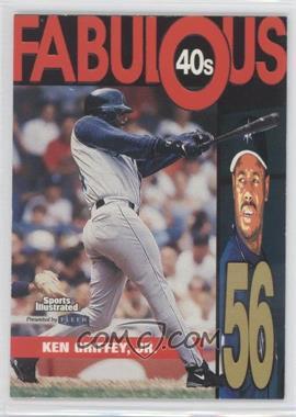 1999 Fleer Sports Illustrated [???] #3FF - Ken Griffey Jr.