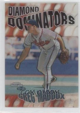1999 Fleer Sports Illustrated [???] #4 - Greg Maddux