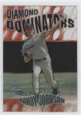 1999 Fleer Sports Illustrated Diamond Dominators #3 DD - Randy Johnson