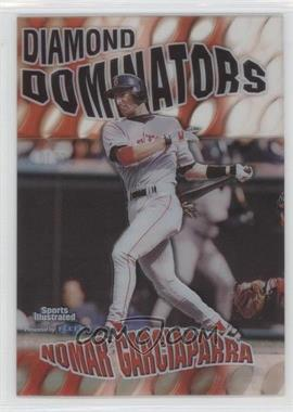 1999 Fleer Sports Illustrated Diamond Dominators #8 DD - Nomar Garciaparra