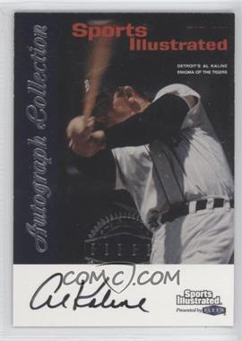 1999 Fleer Sports Illustrated Greats of the Game - Autographs #ALKA - Al Kaline