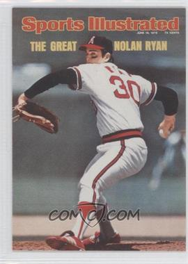 1999 Fleer Sports Illustrated Greats of the Game - Covers #29 C - Nolan Ryan