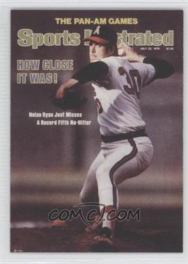 1999 Fleer Sports Illustrated Greats of the Game [???] #37C - Nolan Ryan