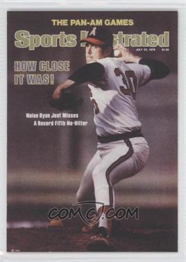 1999 Fleer Sports Illustrated Greats of the Game [???] #37C - Nolan Ryan