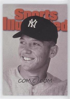 1999 Fleer Sports Illustrated Greats of the Game [???] #50C - Mickey Mantle