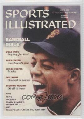 1999 Fleer Sports Illustrated Greats of the Game [???] #6C - Willie Mays