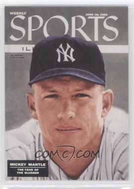 1999 Fleer Sports Illustrated Greats of the Game Covers #2 C - Mickey Mantle