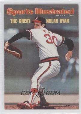 1999 Fleer Sports Illustrated Greats of the Game Covers #29 C - Nolan Ryan