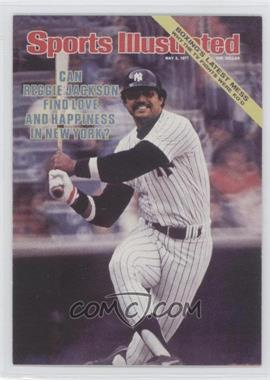 1999 Fleer Sports Illustrated Greats of the Game Covers #33 C - Reggie Jackson