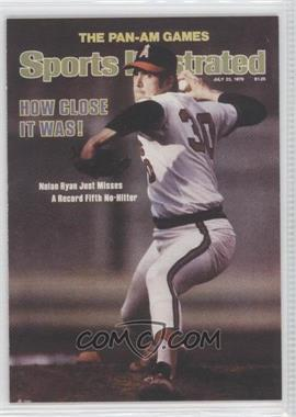 1999 Fleer Sports Illustrated Greats of the Game Covers #37 C - Nolan Ryan