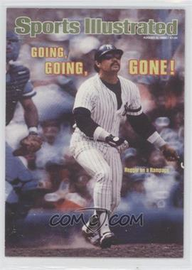 1999 Fleer Sports Illustrated Greats of the Game Covers #39 C - Reggie Jackson