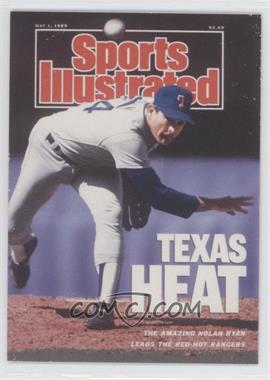 1999 Fleer Sports Illustrated Greats of the Game Covers #48 C - Nolan Ryan
