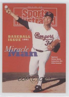 1999 Fleer Sports Illustrated Greats of the Game Covers #49 C - Nolan Ryan