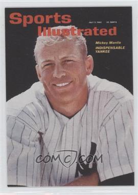 1999 Fleer Sports Illustrated Greats of the Game Covers #9 C - Mickey Mantle
