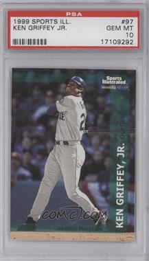 1999 Fleer Sports Illustrated #97 - Ken Griffey Jr. [PSA 10]
