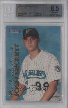1999 Fleer Tradition Update #U-122 - Josh Beckett [BGS 8.5]