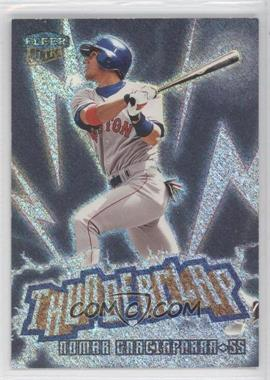 1999 Fleer Ultra [???] #14TC - Nomar Garciaparra