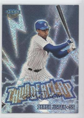 1999 Fleer Ultra [???] #6TC - Derek Jeter