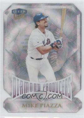 1999 Fleer Ultra Diamond Producers #5 DP - Mike Piazza