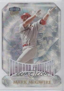 1999 Fleer Ultra Diamond Producers #6 DP - Mark McGwire