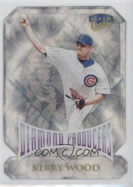 1999 Fleer Ultra Diamond Producers #8 DP - Kerry Wood