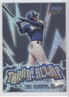 1999 Fleer Ultra Thunderclap #10 TC - Ken Griffey Jr.